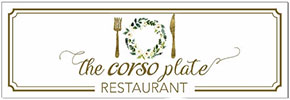 Logo-Restaurant-The-Corso-Plate
